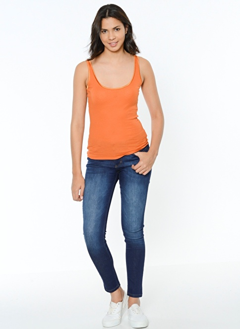 Lee Cooper Jean Pantolon | Amy - Skinny Mavi